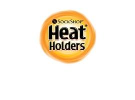 Šiltos kojinės vaikams HEAT HOLDERS