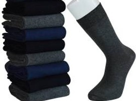 Klasikinės vyriškos kojinės
